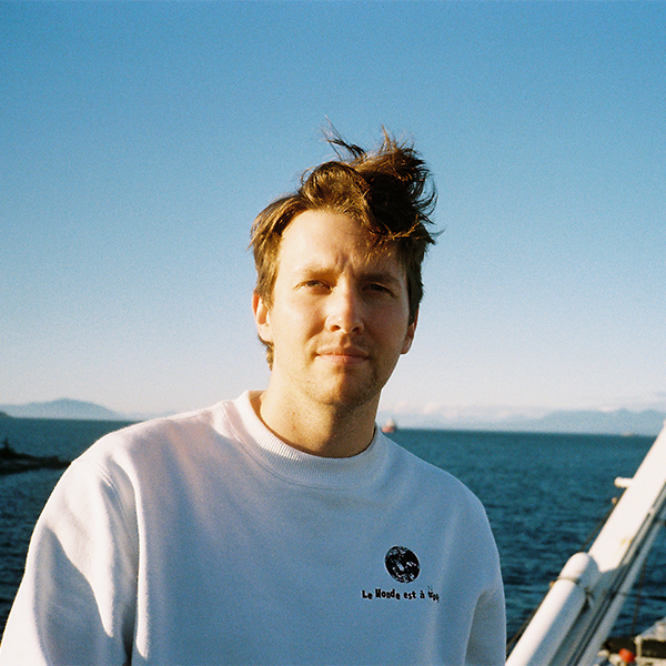 Producer David Findlay