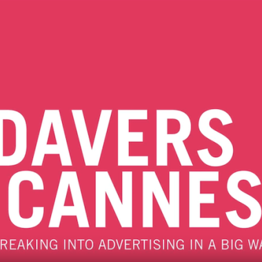 From Cadavers to Cannes: Lessons on Breaking Into Advertising In a Big Way